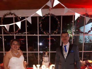El matrimonio de Gabriel y Natalia 3