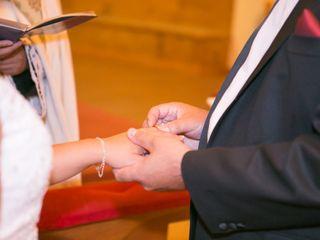 El matrimonio de Mónica y Jorge 2