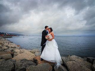 El matrimonio de Darinka y Claudio 1