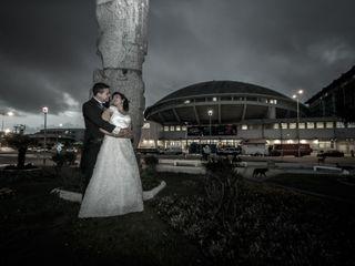 El matrimonio de Darinka y Claudio 2