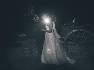El matrimonio de Darinka y Claudio