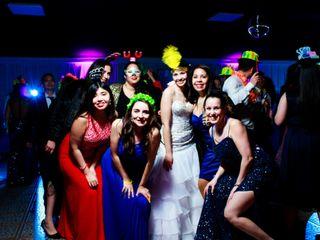 El matrimonio de Daniela y Sebastián 2