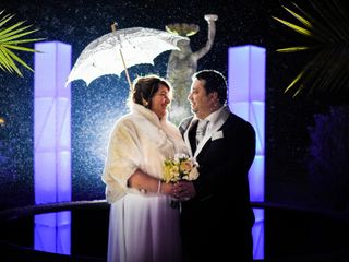 El matrimonio de Loreto y Erick