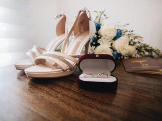 El matrimonio de Bárbara y Ignacio 2