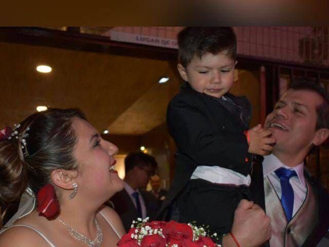 El matrimonio de Natalia y Gabriel en Maipú, Santiago 2
