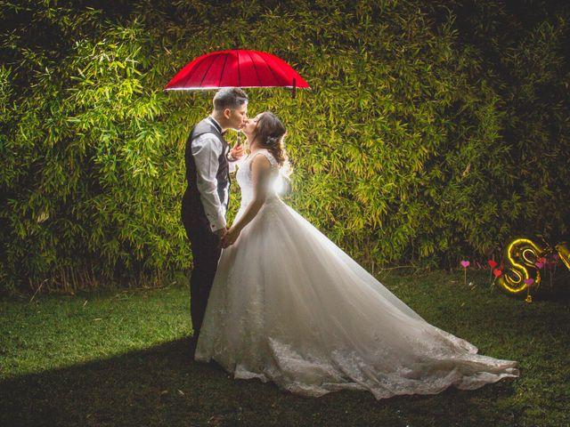 El matrimonio de Jocelyn y Sebastián