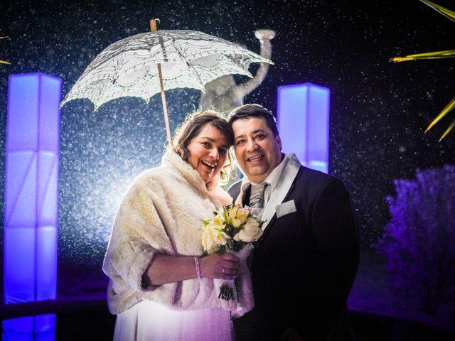 El matrimonio de Erick y Loreto en Rancagua, Cachapoal 1