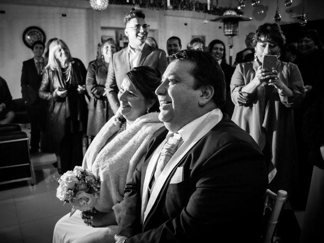 El matrimonio de Erick y Loreto en Rancagua, Cachapoal 5