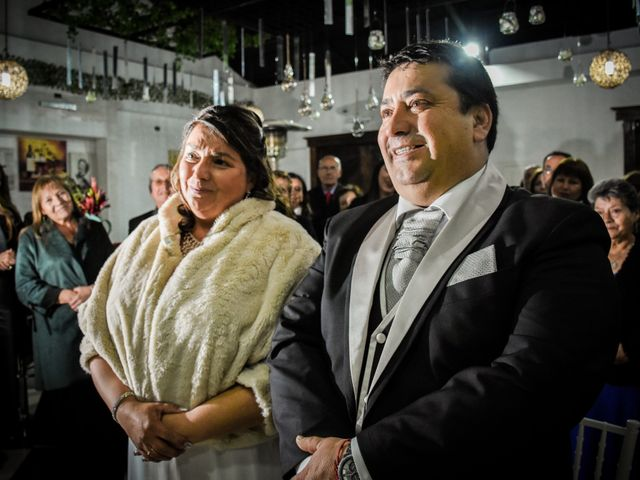 El matrimonio de Erick y Loreto en Rancagua, Cachapoal 7