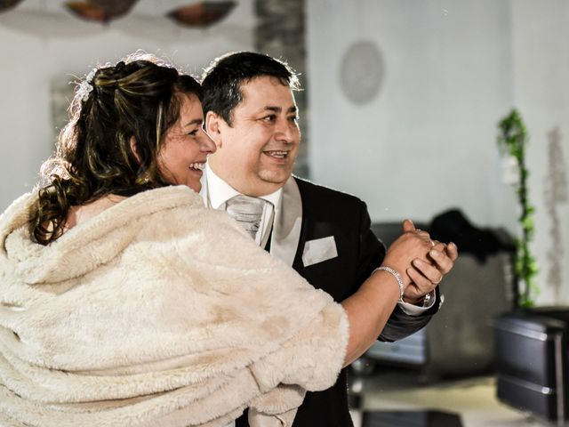 El matrimonio de Erick y Loreto en Rancagua, Cachapoal 14