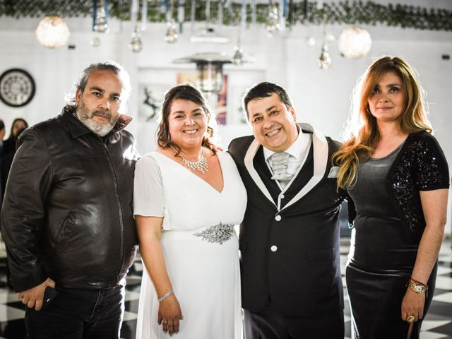 El matrimonio de Erick y Loreto en Rancagua, Cachapoal 30