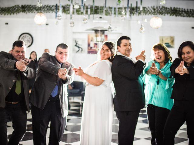 El matrimonio de Erick y Loreto en Rancagua, Cachapoal 32