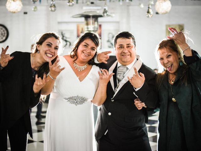 El matrimonio de Erick y Loreto en Rancagua, Cachapoal 34