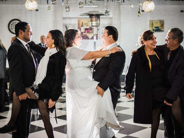 El matrimonio de Erick y Loreto en Rancagua, Cachapoal 36