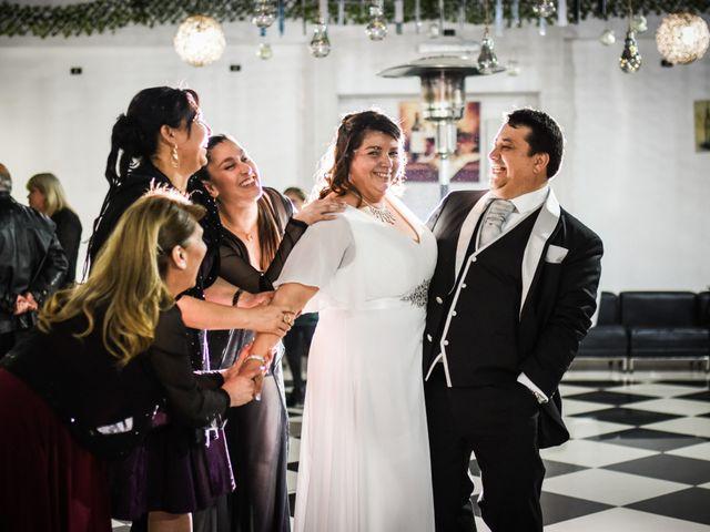 El matrimonio de Erick y Loreto en Rancagua, Cachapoal 37