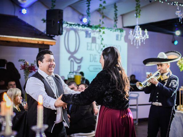 El matrimonio de Erick y Loreto en Rancagua, Cachapoal 60
