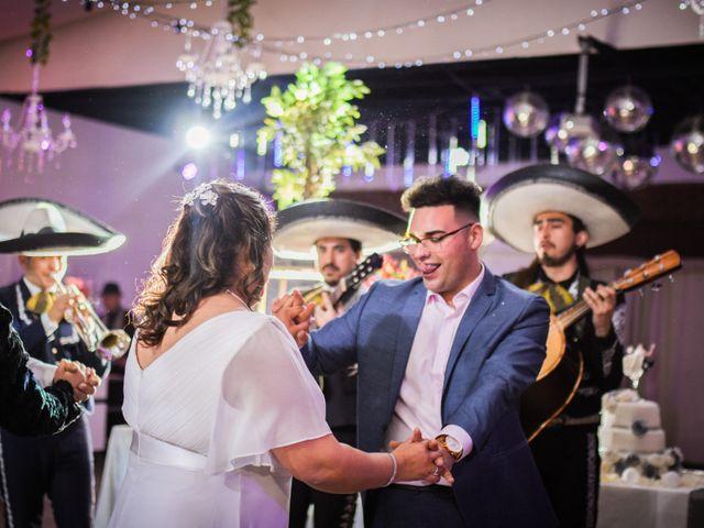 El matrimonio de Erick y Loreto en Rancagua, Cachapoal 61