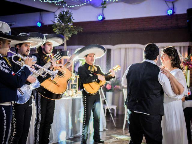El matrimonio de Erick y Loreto en Rancagua, Cachapoal 65