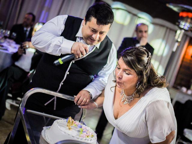 El matrimonio de Erick y Loreto en Rancagua, Cachapoal 70
