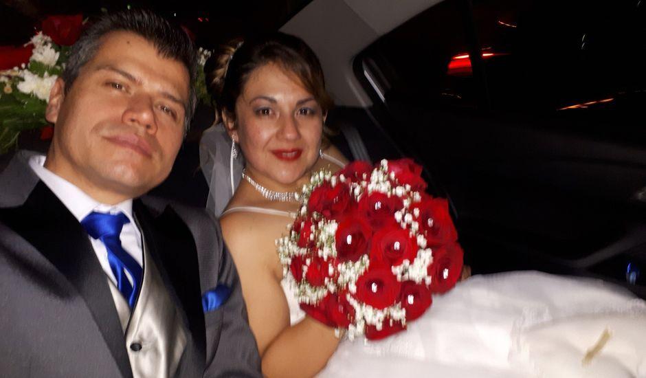 El matrimonio de Natalia y Gabriel en Maipú, Santiago