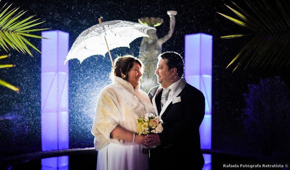El matrimonio de Erick y Loreto en Rancagua, Cachapoal