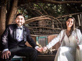 El matrimonio de Belen y Nicolas