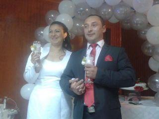 El matrimonio de Paula  y Pablo