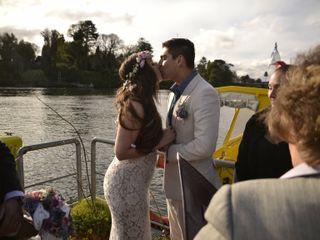 El matrimonio de Evelyn y Danilo 2