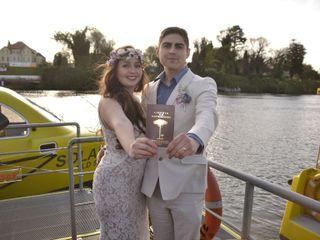 El matrimonio de Evelyn y Danilo 3