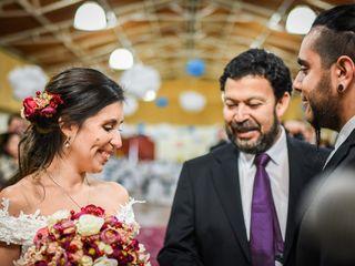 El matrimonio de Daniela y Nicolas 2
