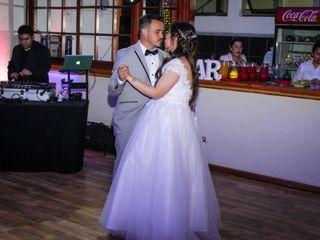 El matrimonio de Kathia y Diego