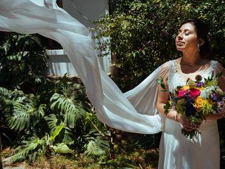 El matrimonio de Lorena  y Marcelo 1