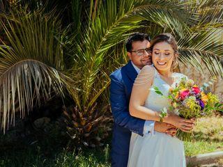 El matrimonio de Lorena  y Marcelo 2