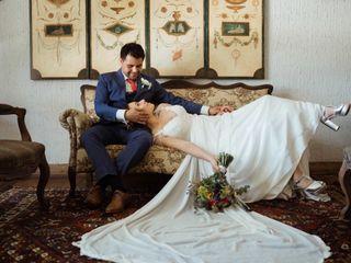 El matrimonio de Lorena  y Marcelo
