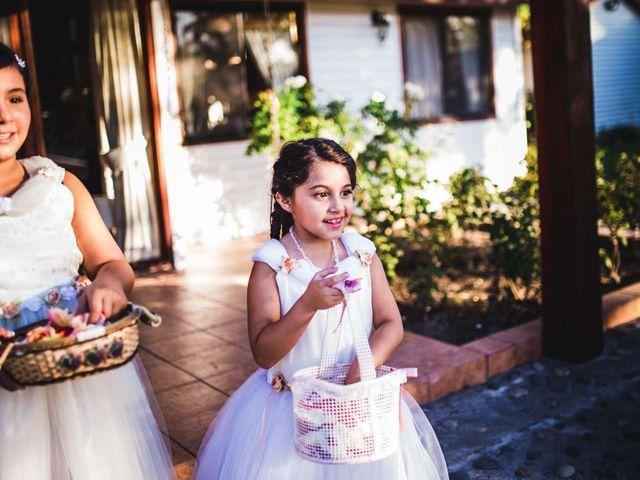 El matrimonio de Seba y Anita en Las Cabras, Cachapoal 23