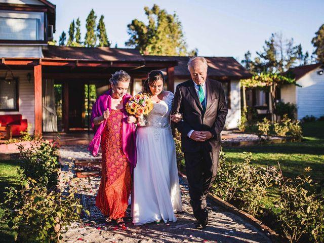 El matrimonio de Seba y Anita en Las Cabras, Cachapoal 24