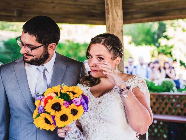 El matrimonio de Seba y Anita en Las Cabras, Cachapoal 31
