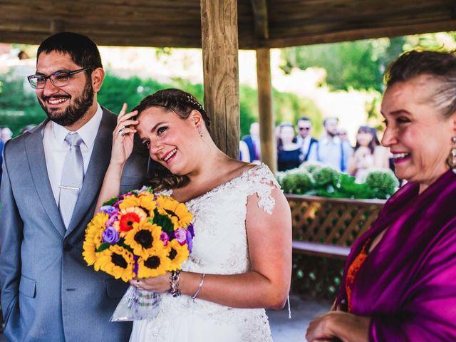 El matrimonio de Seba y Anita en Las Cabras, Cachapoal 32