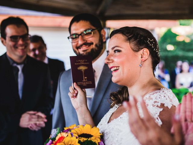 El matrimonio de Seba y Anita en Las Cabras, Cachapoal 34