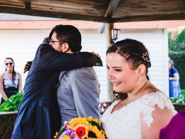 El matrimonio de Seba y Anita en Las Cabras, Cachapoal 35