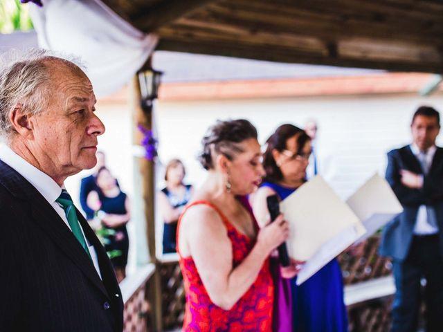 El matrimonio de Seba y Anita en Las Cabras, Cachapoal 40