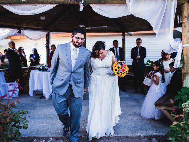 El matrimonio de Seba y Anita en Las Cabras, Cachapoal 42