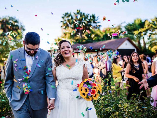 El matrimonio de Seba y Anita en Las Cabras, Cachapoal 43