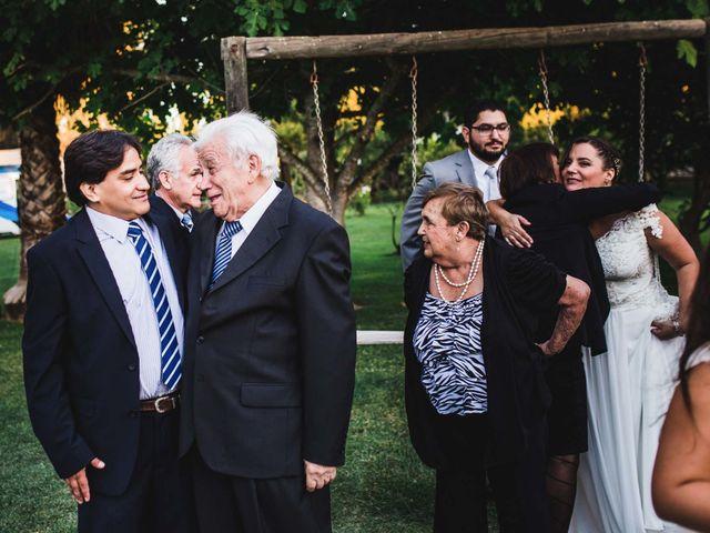 El matrimonio de Seba y Anita en Las Cabras, Cachapoal 51