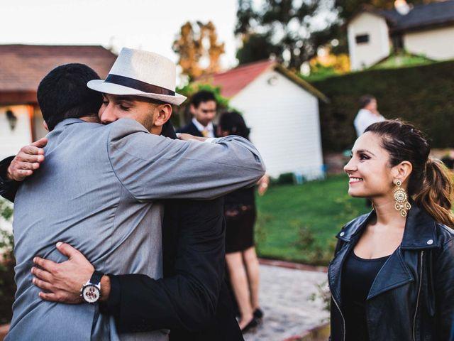El matrimonio de Seba y Anita en Las Cabras, Cachapoal 54