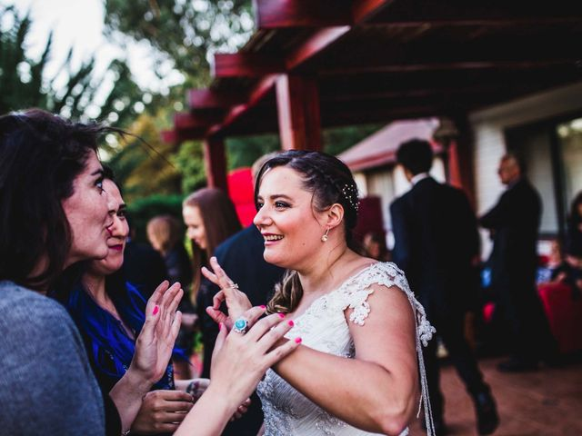El matrimonio de Seba y Anita en Las Cabras, Cachapoal 56