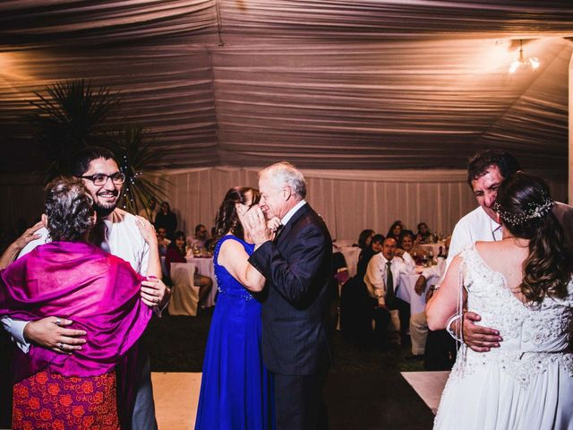 El matrimonio de Seba y Anita en Las Cabras, Cachapoal 71