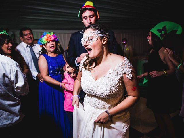 El matrimonio de Seba y Anita en Las Cabras, Cachapoal 96