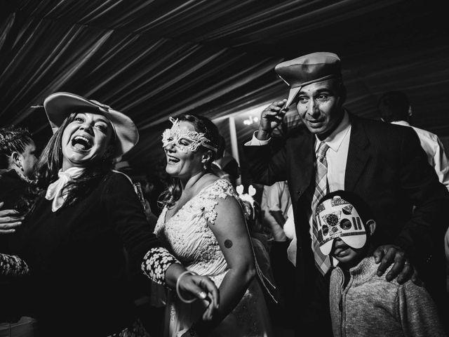 El matrimonio de Seba y Anita en Las Cabras, Cachapoal 101