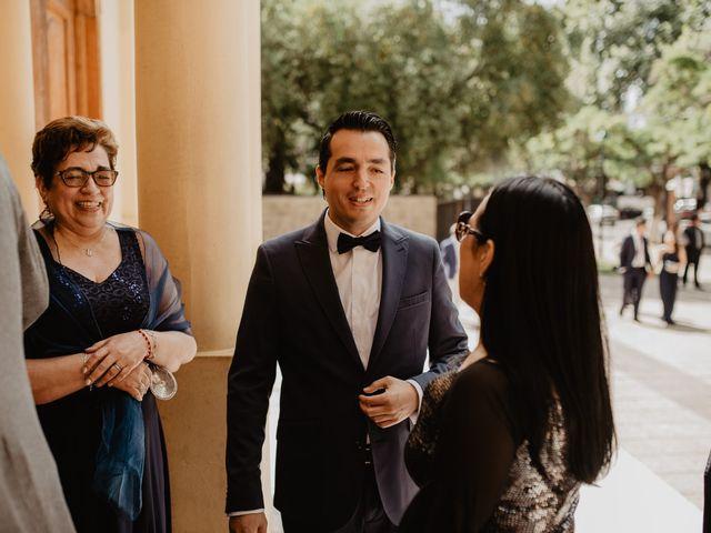 El matrimonio de Mario y Natalia en Talagante, Talagante 5